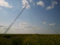 Met Mast 60 meters