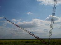 Met mast 80 meters