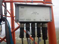 Wind sensors Junction Box